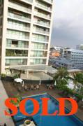 Condo for sale PATTAYA BEACH 2 bedrooms 2 bathrooms 117 sqm living area 9 floor 16,000,000 Baht