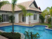 House for rent East Pattaya 4 bedrooms 4 bathrooms 400 sqm land 1 storey 60,000 Baht per month