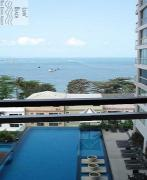 Condo for sale PATTAYA BEACH 2 bedrooms 2 bathrooms 71 sqm living area  floor 11,500,000 Baht