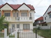 House for rent East Pattaya 2 bedrooms 2 bathrooms  2 storey 12,000 Baht per month