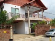 House for rent South Pattaya 4 bedrooms 4 bathrooms 121 sqm land 2 storey 65,000 Baht per month