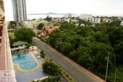 Condo for sale Pratamnak Hill 1 bedrooms 1 bathrooms  8 floor 1,800,000 Baht