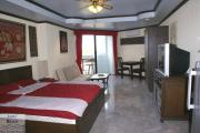 Condo for rent Jomtien Beach 1 bedrooms 1 bathrooms 40 sqm living area 3 floor 15,000 Baht per month