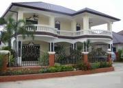 2 storey house for sale Naklua 3 bedrooms 3 bathrooms 380 sqm land 6,500,000 Baht