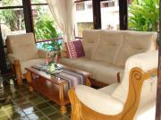 House for rent South Pattaya 3 bedrooms 3 bathrooms 240 sqm land  storey 20,000 Baht per month