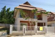 2 storey house for sale Thepprasit Rd. 4 bedrooms 3 bathrooms 268 sqm land 4,999,000 Baht