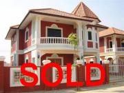 2 storey house for sale South Pattaya 4 bedrooms 4 bathrooms 480 sqm land 3,390,000 Baht
