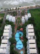 Condo for sale Jomtien Beach 1 bedrooms 1 bathrooms 54 sqm living area 12 floor 3,500,000 Baht
