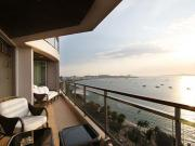 Condo for rent Northshore, Pattaya Beach Rd soi 5 2 bedrooms 2 bathrooms 117 sqm living area 20 floor 85,000 Baht per month